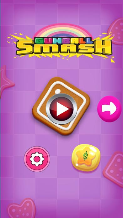 Gumball Smash screenshot one