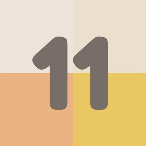 11 Puzzle Icon