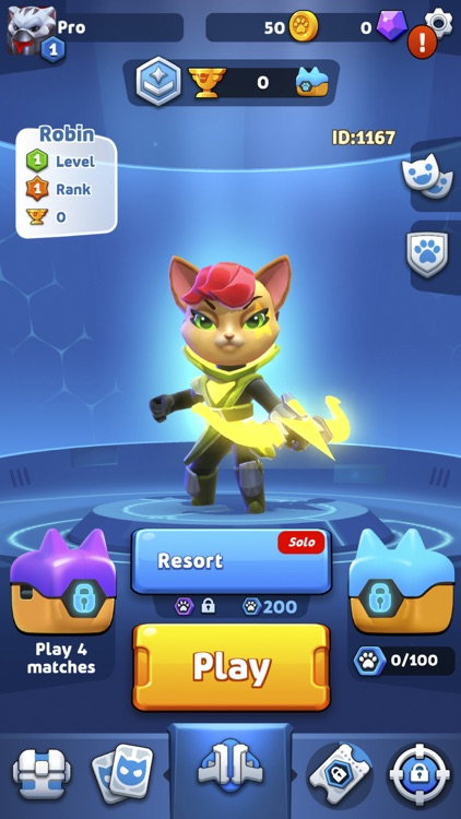 Caterra: Battle Royale screenshot-8