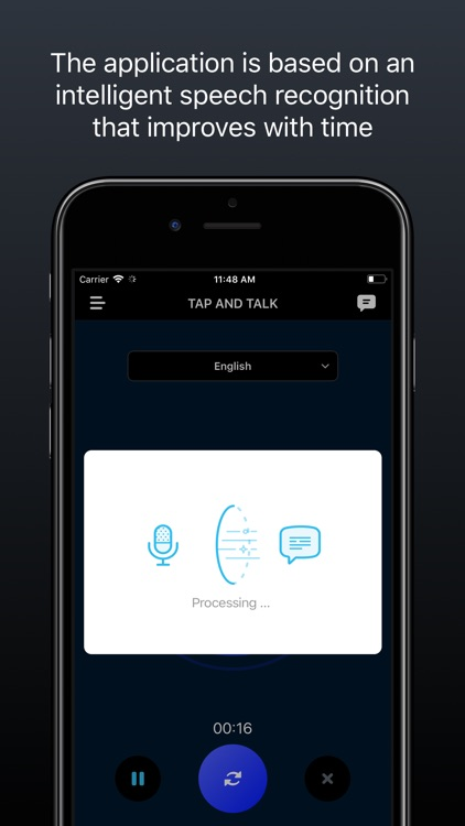 Voice Dictation Pro screenshot-2