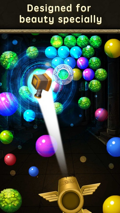 Download Bubble Shooter - Original Bear for Pc