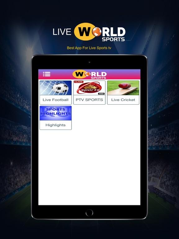App Shopper: Live World Sports (Sports)