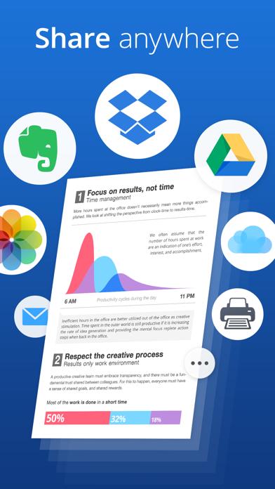 Screenshot for Scanner Pro: PDF Scanner App in United Arab Emirates App Store