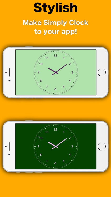 Simply Clock - Analog screenshot-5