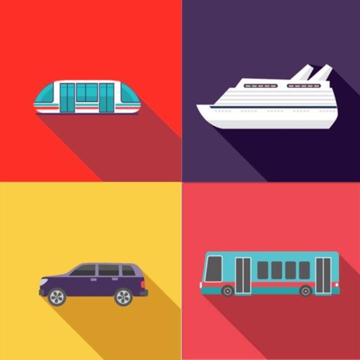 Xmove - Tren y autobús