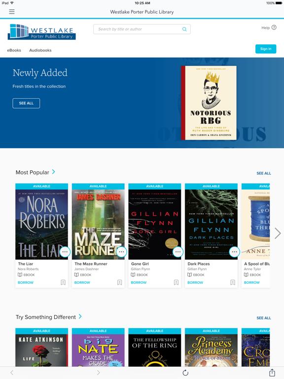 OverDrive: eBooks & audiobooksのおすすめ画像6