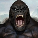 Angry Gorilla Bigfoot Monster