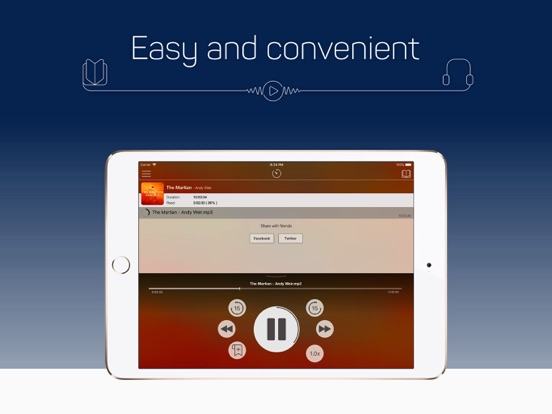 how to download mp3 audiobooks to iphone