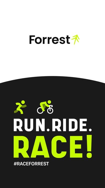 Forrest — Run. Ride. Race! screenshot-8