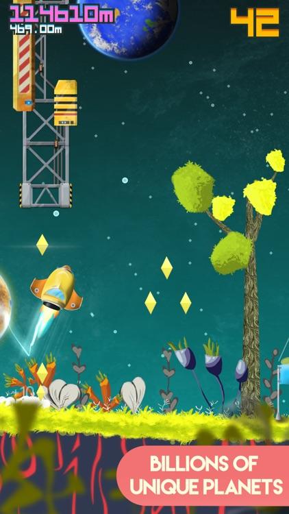 Universe 42 : endless runner screenshot-0