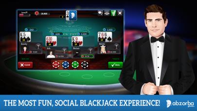Blackjack 21 Live for TangoCaptura de pantalla de1