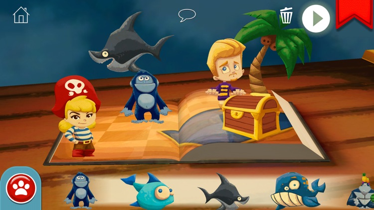 StoryToys Pirate Princess screenshot-4