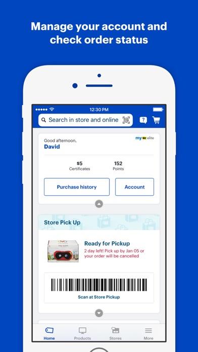 Best buy resume app download