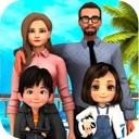 Virtual Super Dad & Mother Sim