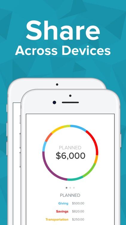 EveryDollar Easy Budgeting App screenshot-7