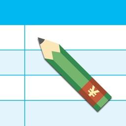 家計簿 『簡単!家計簿』- シンプルで使いやすい人気の家計簿