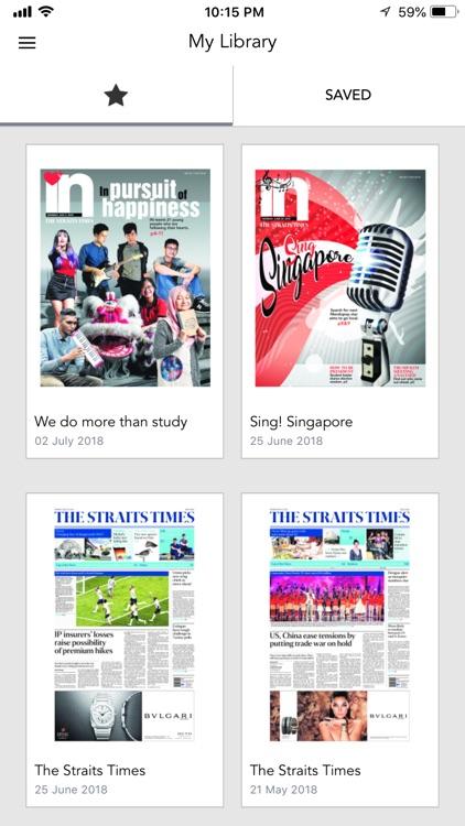 The Straits Times IN screenshot-3