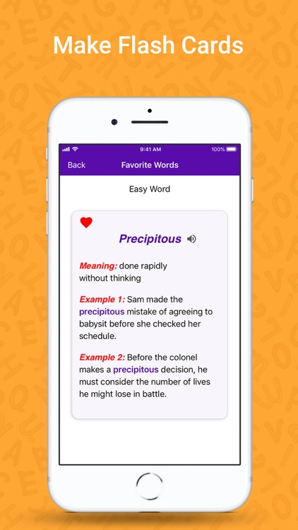 Word of the day – Quiz Games screenshot-3