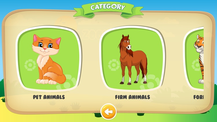 Animals - Kids Learning Games screenshot-7