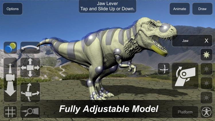 T-Rex Mannequin