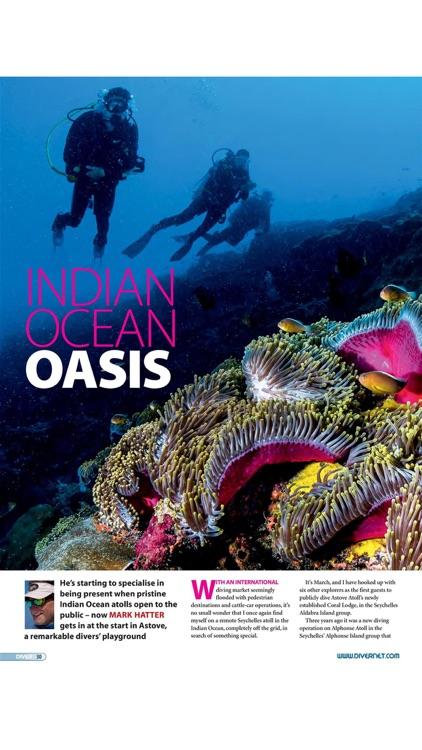DIVER MAGAZINE screenshot-2