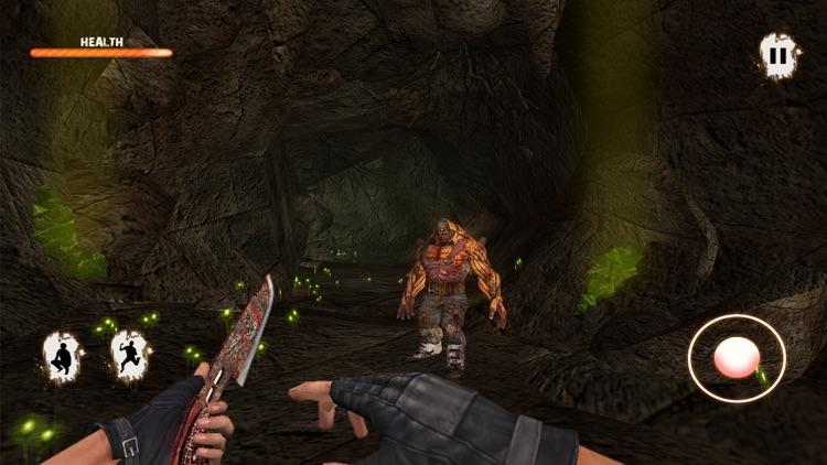 Infinity Mystical Stone-Horror screenshot-3