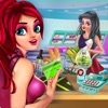 Super market Grocery Girl