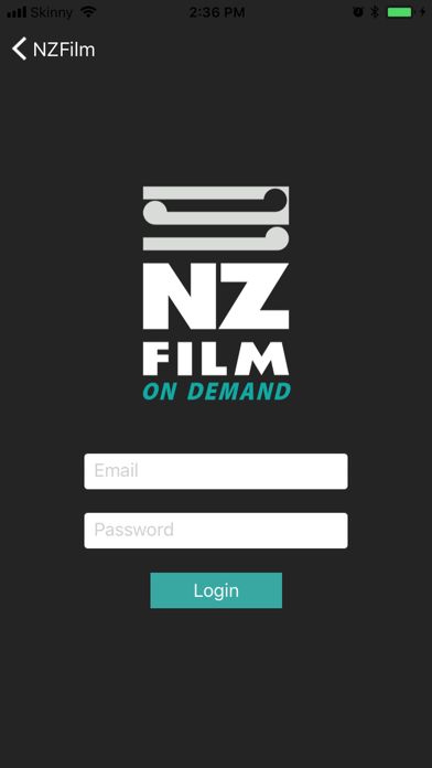 NZ Films screenshot one
