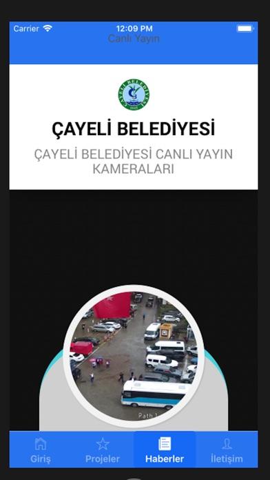 Çayeli Belediyesi