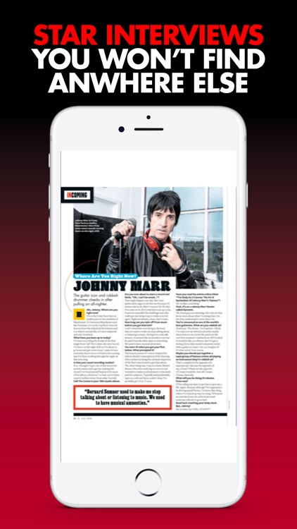 Q: The Biggest Music Magazine screenshot-6