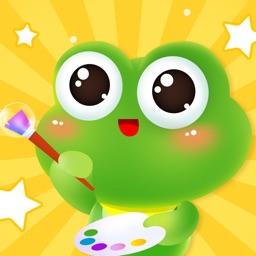 美术蛙-一对一在线美术
