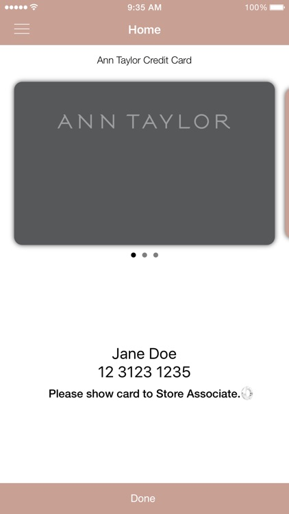 Ann Taylor Card screenshot-4