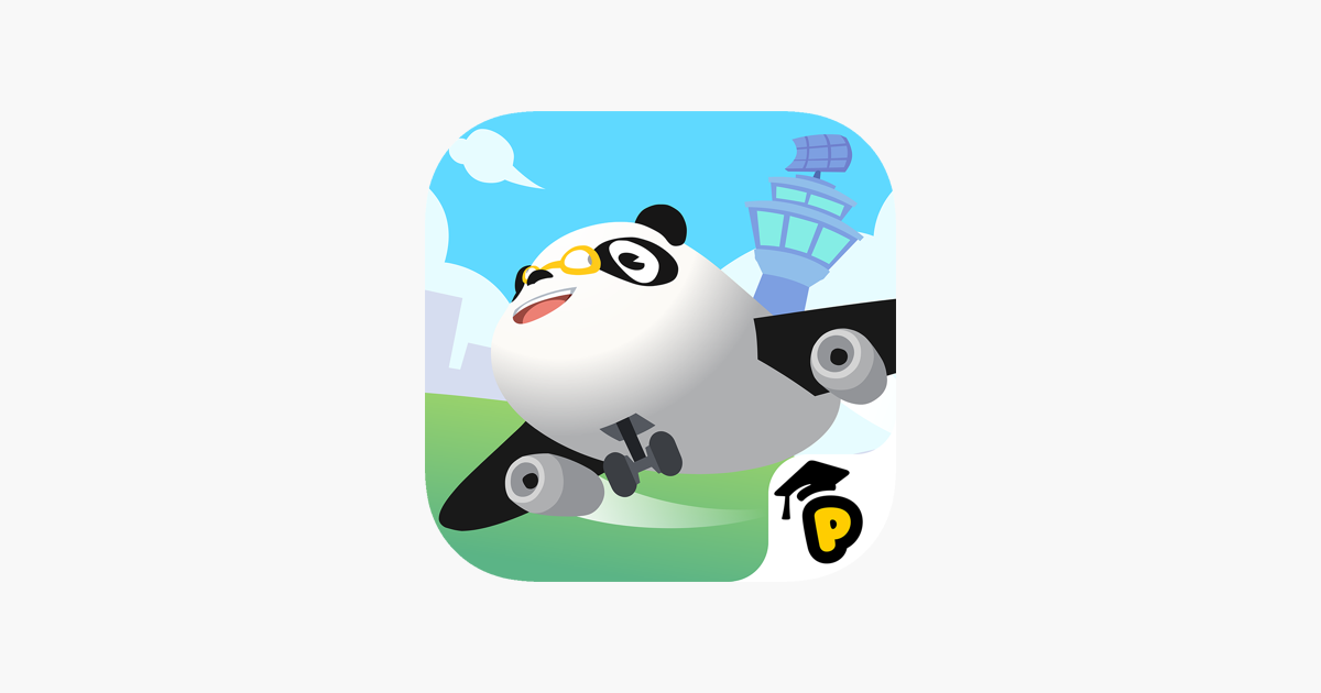 Dr. <b>Panda</b> Airport on the App Store