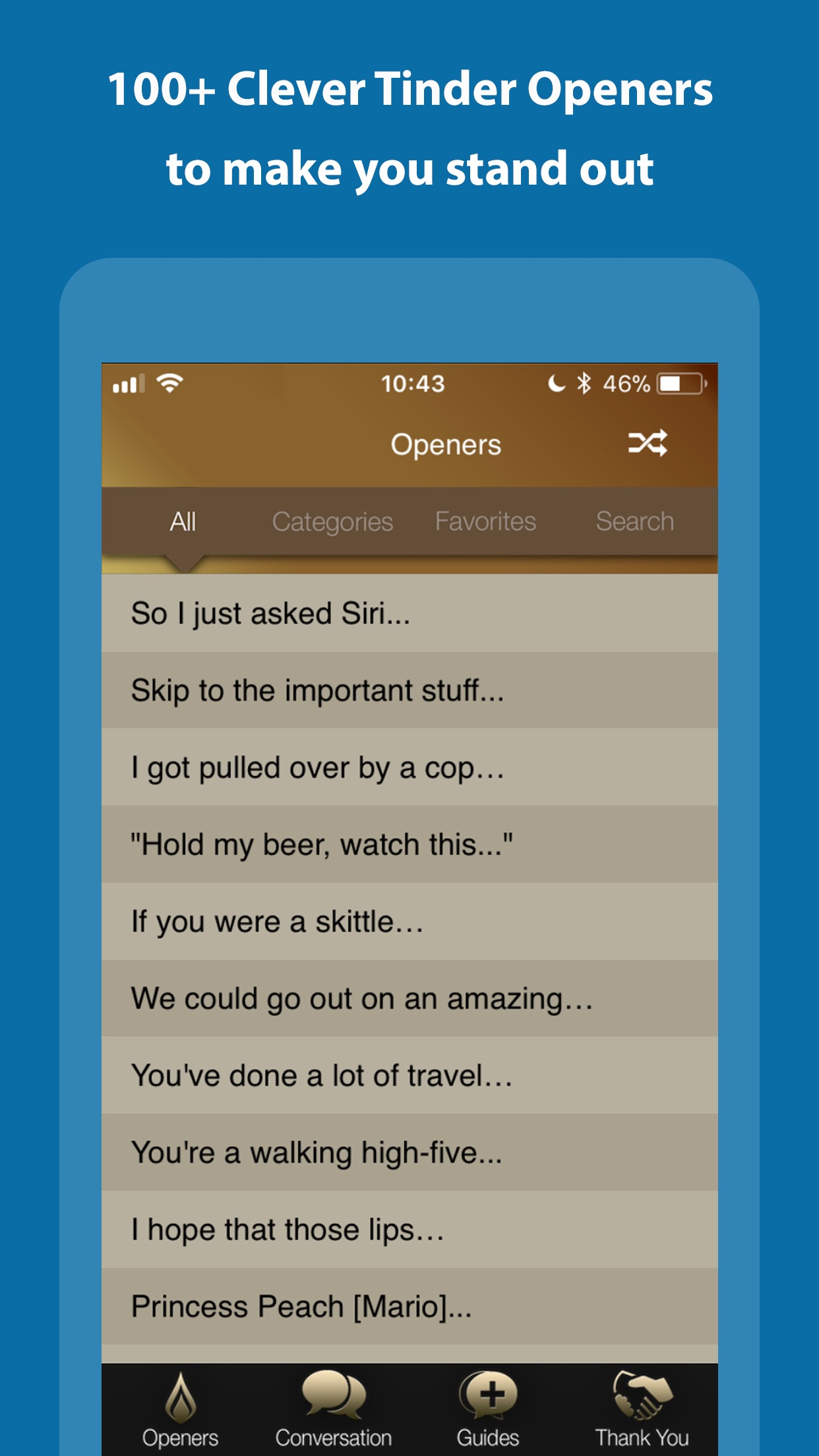 Dating App Cheat for Tinder Screenshot