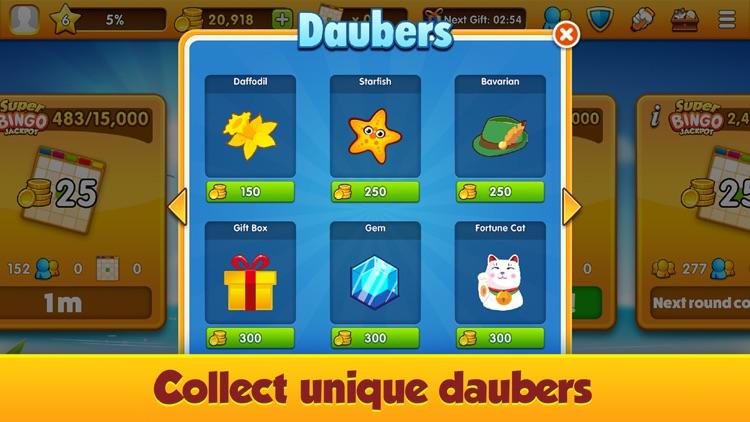 GamePoint Bingo screenshot-4