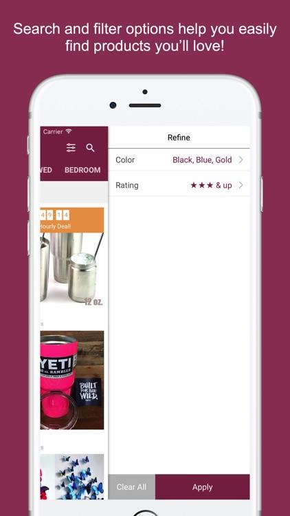 Home Design & Decor Shopping screenshot-4