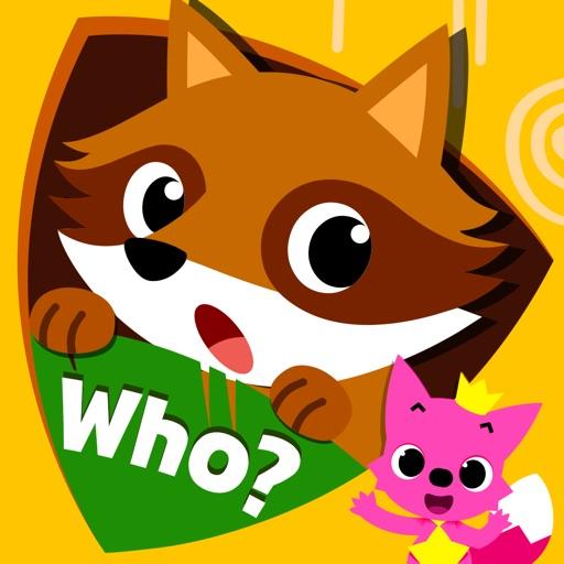 碰碰狐!猜猜我是谁?