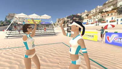 VTreeビーチバレーボールのおすすめ画像2