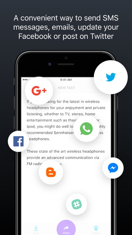 Voice Dictation for Pages screenshot-3