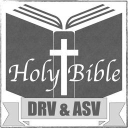 Holy Bible (DRV & ASV)