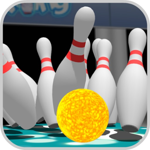 Bowling Strike Club 3D iOS App