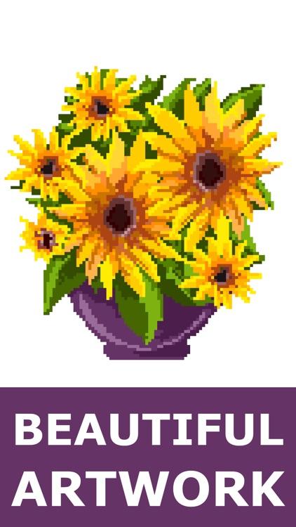 Color By Number :  Pixel Art screenshot-6