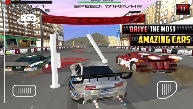 Racing Outlaws MMX Car Race screenshot-4