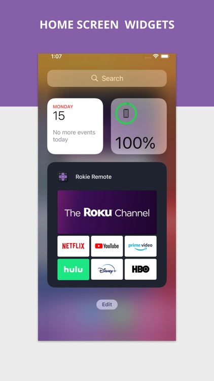Rokie - Roku Remote screenshot-3