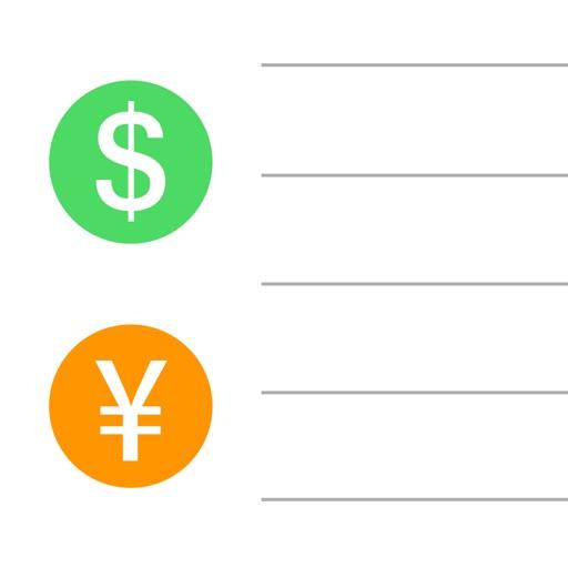 Money Zen - expense tracker