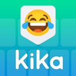 Kika Keyboard for iPhone, iPad