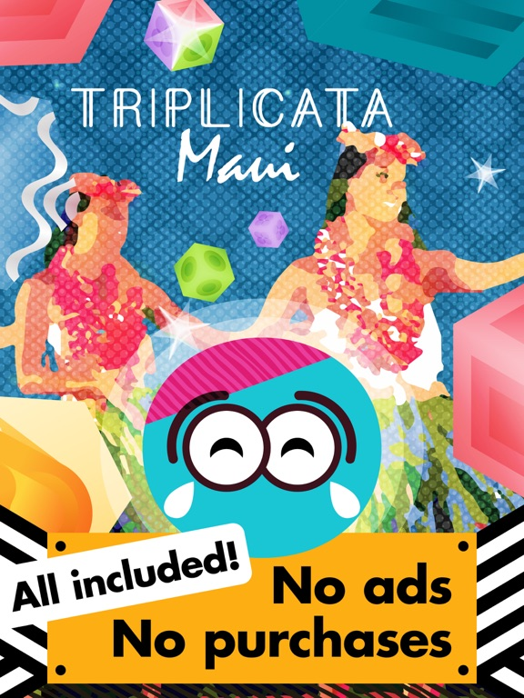 Triplicata Maui: Puzzle Game Screenshots