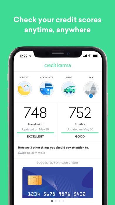 Credit Karma Sign In