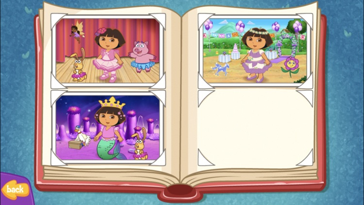 Dora's Dress-Up Adventures! screenshot-4