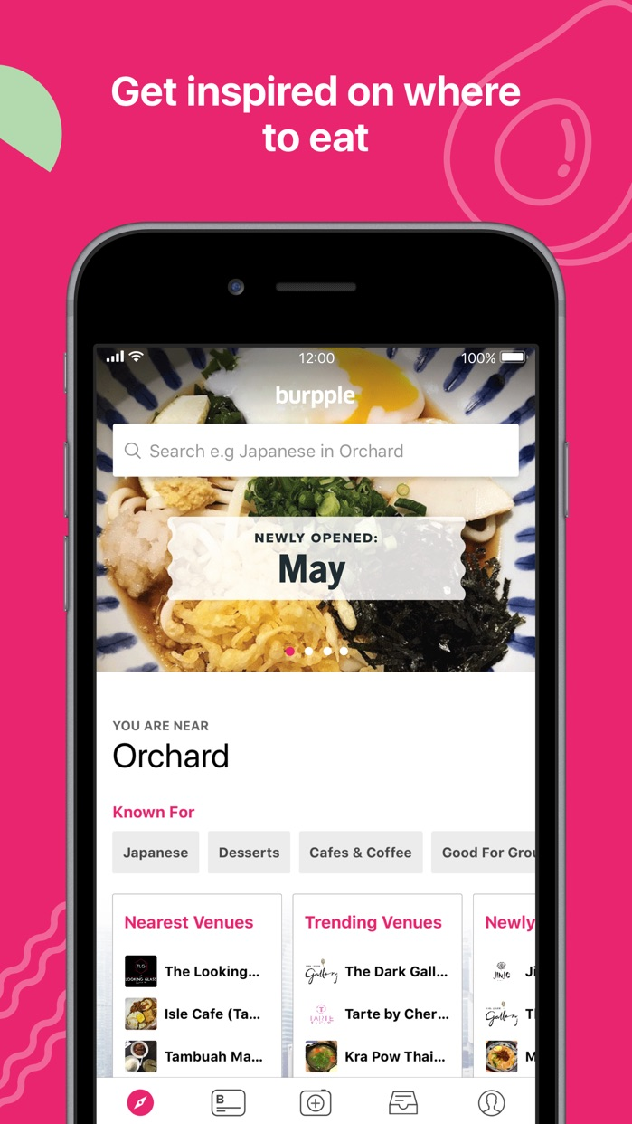 Burpple - Find Good Food Screenshot